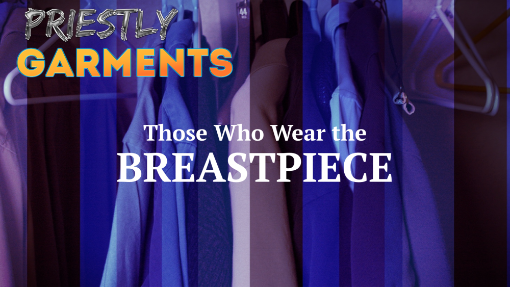 Priestly Garments