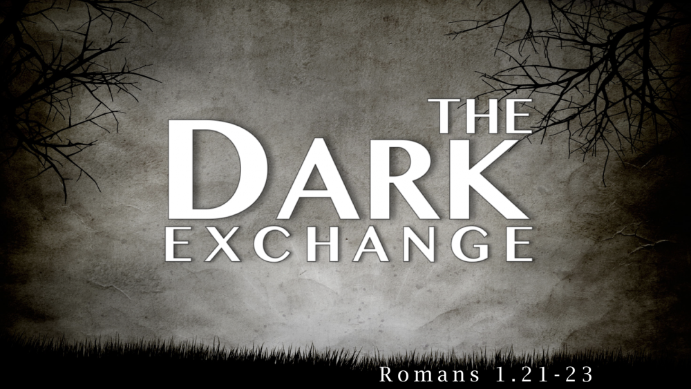 The Dark Exchange