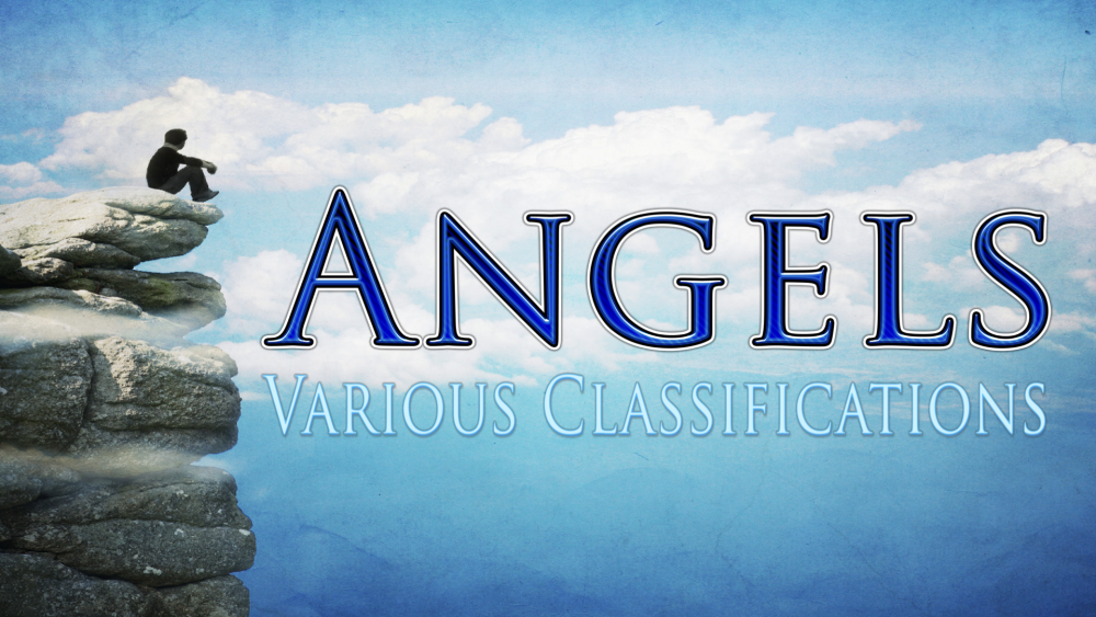 Angels_#3_Classifications Image