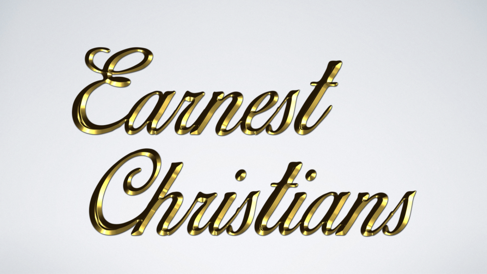 Earnest Christians Image