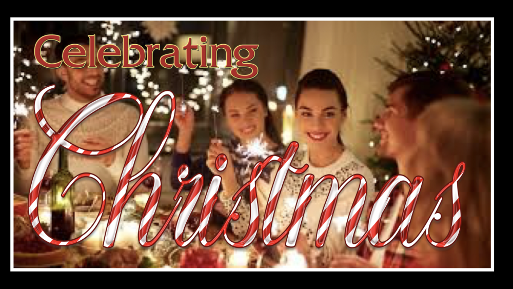 Celebrating Christmas Image