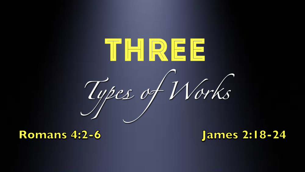 Three Types of Works