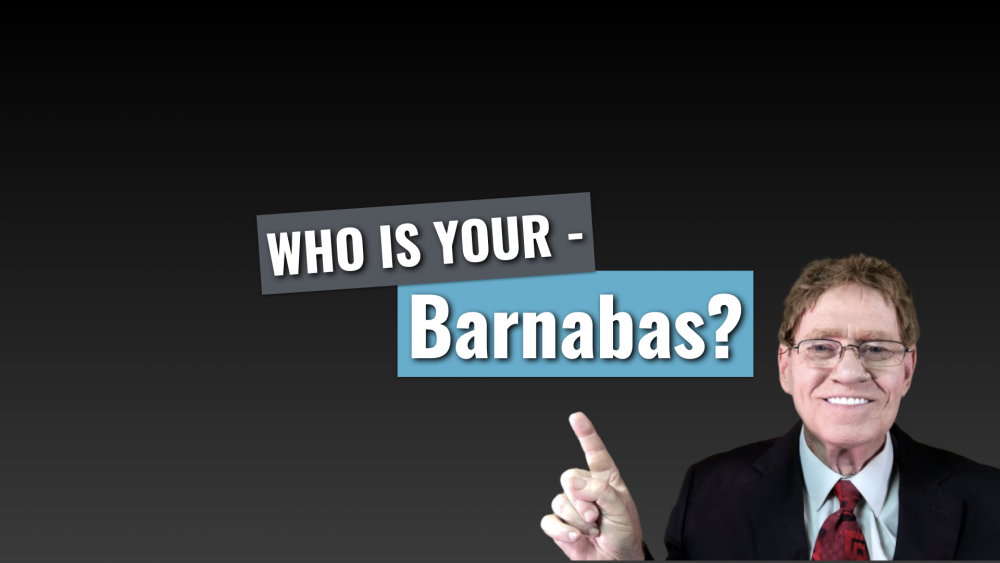 Who Is Your - Barnabas