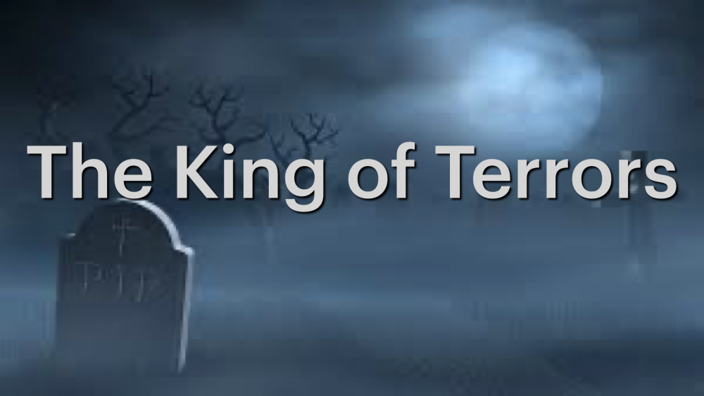 The King of Terrors Image