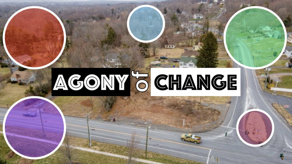 The Agony of Change - Part 1 Image