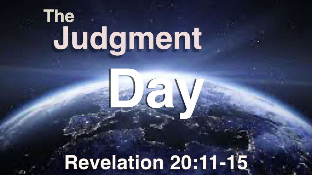 The Judgment Day